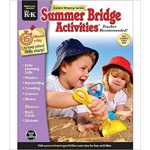 Summer Bridge Activities 儿童暑期习题册 PreK-K年级