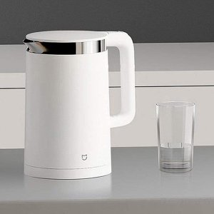 折后€23.32 原价€32.99Xiaomi 小米 米家恒温电水壶 1.5L容量 功能强大 设计简约