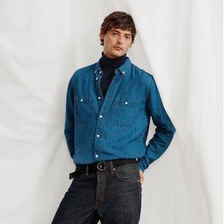 低至3折+全场无门槛额外7折+免邮H&M 男士专场 精选男士美衣折上折特卖 $4.89收针织短裤