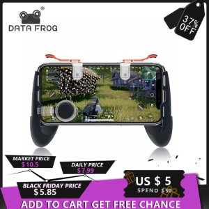 AliexpressData Frog For Pubg Game Gamepad For Mobile Phone Game Controller l1r1 Shooter Trigger Fire Button For IPhone For Knives Out-in Gamepads from Consumer Electronics on Aliexpress.com | Alibaba Group