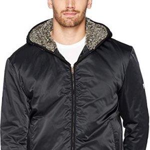 $31.51(原价$112.06)Calvin Klein 精选男士外套热卖