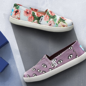 Up to 73% OffTOMS & More Back-to-School Shoes
