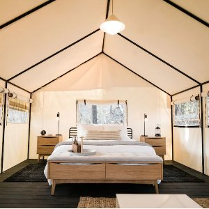 As low as $249AutoCamp Yosemite and Russian River