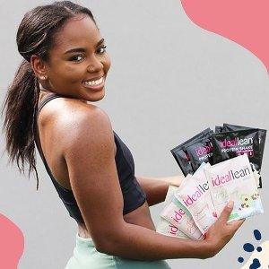 低至4折 $18收11包混合口味独家:Idealfit 女性专属蛋白粉 多种口味可选 $27.9收棉花糖口味
