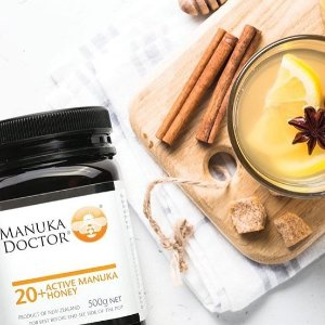 低至5折+超高减£25Dealmoon独家:Manuka Doctor、Comvita等 马努卡蜂蜜超值入