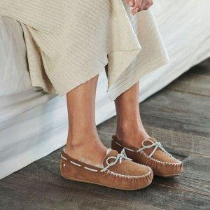 EMU AustraliaAmity驼色豆豆鞋