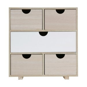 Kmart5 Pack Drawer Set 收纳柜