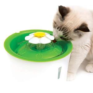 $16.90 (原价$24.14) 网红爆款史低价:Catit 猫咪饮水机 喵星人必备