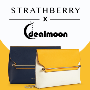 Now Available!Dealmoon X Strathberry East/West Stylist Bag @Strathberry Limited