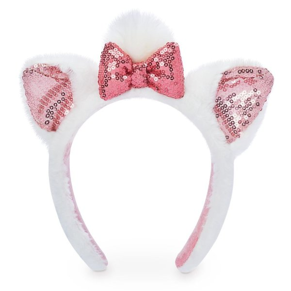 Marie 猫咪耳朵发箍