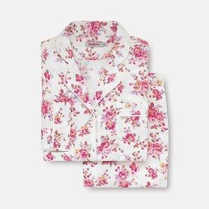 4折起 £16收睡衣 整套睡衣仅£30上新:Cath Kidston官网 家居服、睡衣大促 100%纯棉 舒适好看