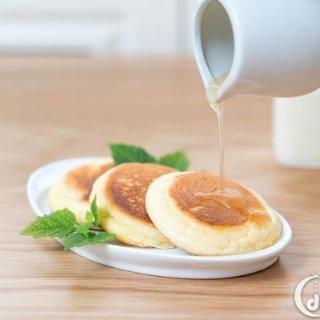 10分钟搞定元气早餐 风靡ins的网红舒芙蕾松饼
