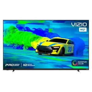 "$599.99 HDMI2.1史低价:VIZIO 55"" M55Q7-J01 2021款 4K Quantum 智能电视"