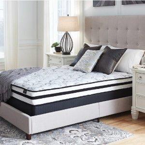 Queen $189起US Mattress 精选多品牌床垫年末大促