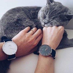 线上折扣+额外9折 DW、Gucci都有Watch Shop 手表热促 手腕上的气质必须有