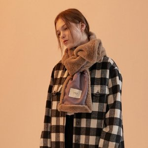 低至6.8折W Concept 围巾专场 暖fufu 治愈你一整个冬季