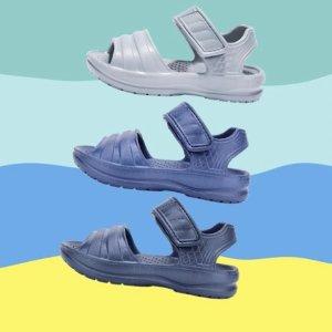 5折 $10.45收史低价:STQ 儿童轻便露趾凉鞋,多色可选