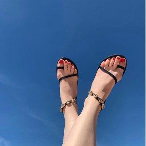 低至2.5折+免邮Ancient Greek Sandals 凉鞋上新热卖