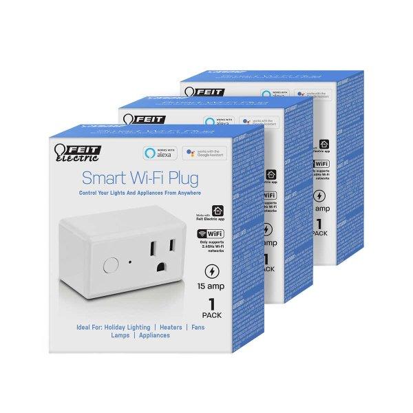 Electric Wi-Fi 智能插头