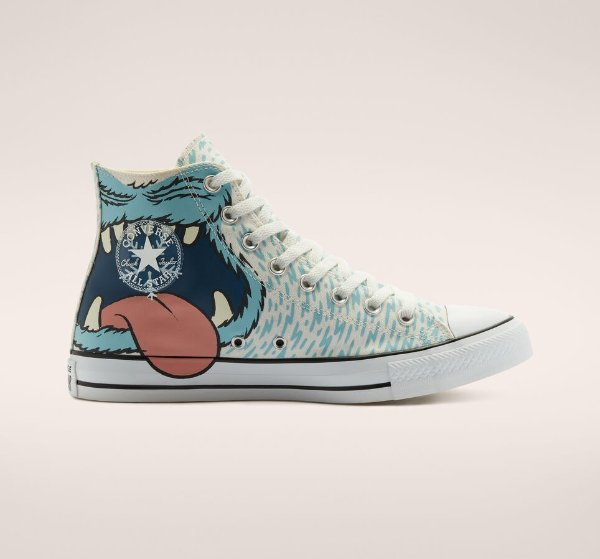 Are You Yeti? Chuck Taylor All Star 帆布鞋