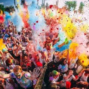 火遍全球39个国家 夏季必参与项目闪购:暑假怎么玩:火遍全球的Colour Run又来到伦敦!7.5折入场券 限时热销!