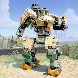 LEGO 75974 守望先锋 堡垒和小鸟妮妮 7.7折特价