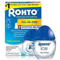 Rohto Ice 缓解多种症状眼药水 13ml 3瓶