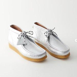 一律8.5折 £45收新款三瓣鞋折扣升级:Clarks 大促上新 女鞋男鞋热卖 舒适感无敌 出游必备