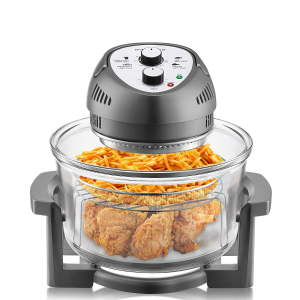 Big Boss Oil-less Air Fryer, 16-Quart, 1300 watt