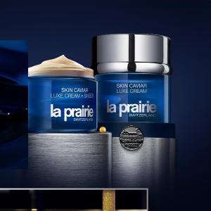 至高送$600礼卡延长一天:La Prairie 鱼子酱抗衰老护肤系列护肤品热卖