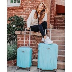 低至3.5折 $88.53收硬壳箱Gilt 优选品牌箱包热卖 套装满足不同旅行需求