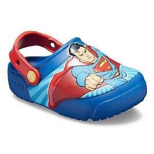 $15-$25 收新款闪灯鞋Crocs官网 儿童夏日凉鞋低至4.3折热卖