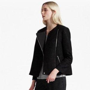 5折起 封面帅气夹克£65就入French Connection 年中大衣夹克热卖 值得收的高品质高性价比品牌