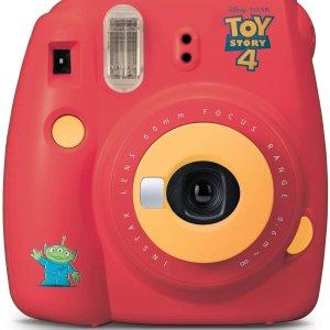 6.9折 仅$69(原价$99.99)史低价:Fujifilm Instax Mini 9 玩具总动员4 拍立得相机