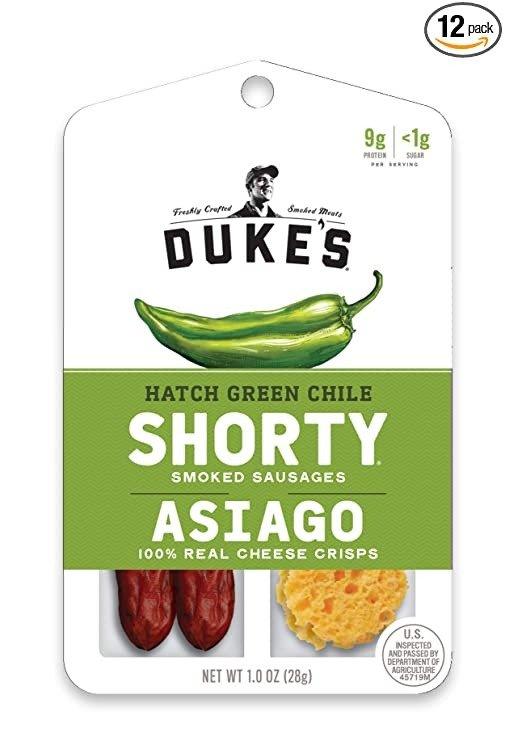 Duke's 烟熏香肠零食包 1oz 12盒