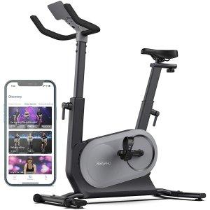 $799.99(原价$999.99)史低价:RENPHO AI动力健身单车 在家也能轻松实现风景骑行