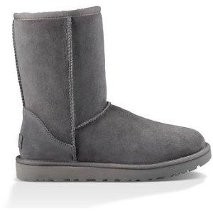 $149(原价$220)本周特惠:UGG官网  CLASSIC II 经典款雪地靴(4色可选)