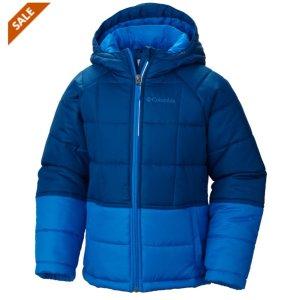 Columbia® Boys' Pine Pass™ Jacket, Small Size