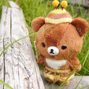 $7.79起 超萌不输Line FriendsMacys 精选轻松熊周边毛绒玩偶促销