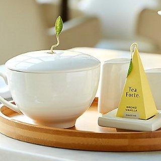 低至6折Tea Forté官网购物券 趣味茶包