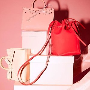 Dealmoon Exclusive 22% Off Mansur Gavriel Selected Bags @ Farfetch