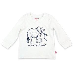Zutano宝宝有机棉长袖T恤