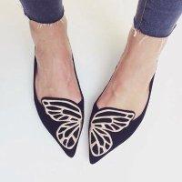 Sophia Webster 精选美鞋热卖 超美蝴蝶设计