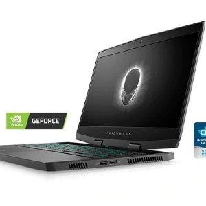 Alienware m15 Gaming Laptop  (i7-9750H, 2060, 32GB, 512GB 240Hz)