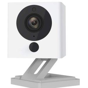 $36.17  居家生活更安心Wyze Cam v2 1080P全高清 家用智能安全摄像头