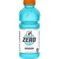 强力解暑饮料, 冰川味, 20 Oz 12瓶