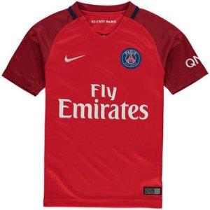 Nike Paris Saint-Germain Red 2016/17 Away Stadium Jersey
