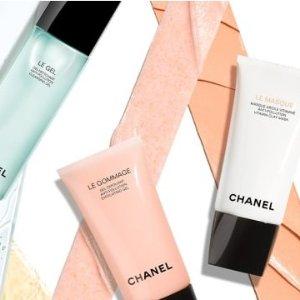 变相7.5折 山茶花洁面拼手速最后一天:Chanel 洁面特辑 山茶花健康肌底力 珍珠洁面滑嫩亮白 附科普