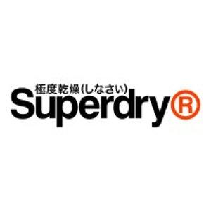 1.5折起+额外8折 Oversize夹克$47逆天价:Superdry官网 冰点捡漏专场 大衣、面包服等好价收