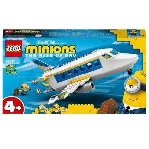 Lego小黄人 - 训练飞行员 (75547)